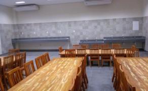 Refeitório Colégio Marista Dom Silvério