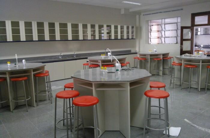 Laboratório Colégio Marista Dom Silvério