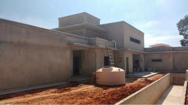 Uma das obras com maior apego e afetividade é desenhar um projeto e entregar um lar.  Casa da Família Soares !